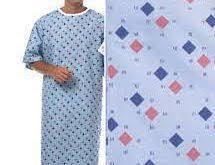 خرید پارچه فلامنت بیمارستانی